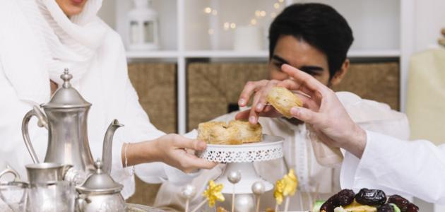 مسجات عن شهر رمضان الكريم