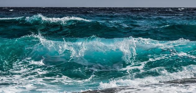 خصائص مياه البحار والمحيطات