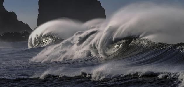 خصائص مياه المحيط الكيميائية والفيزيائية