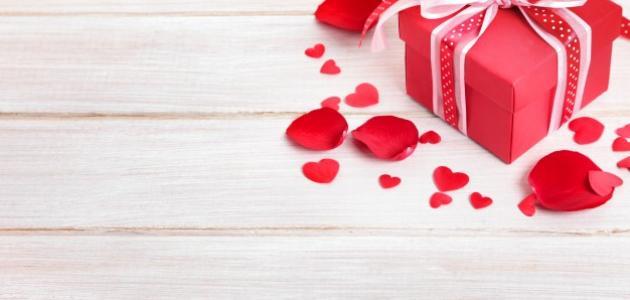 أحلى عبارات عيد الحب