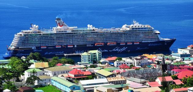 ما هي أكبر سفينة في العالم