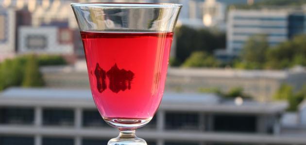كيف تصنع شراب الورد