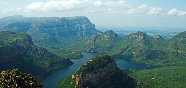 معالم جنوب أفريقيا السياحية