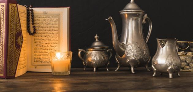 كلمات في قدوم شهر رمضان