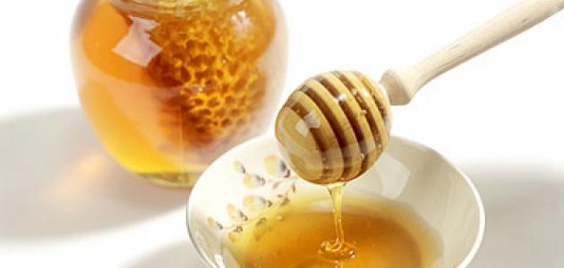 كيف يصنع العسل