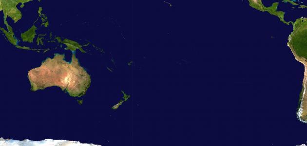 مدن قارة أوقيانوسيا
