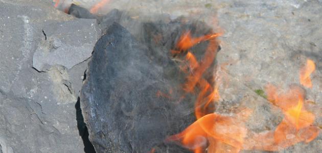 مكونات الغاز الصخري
