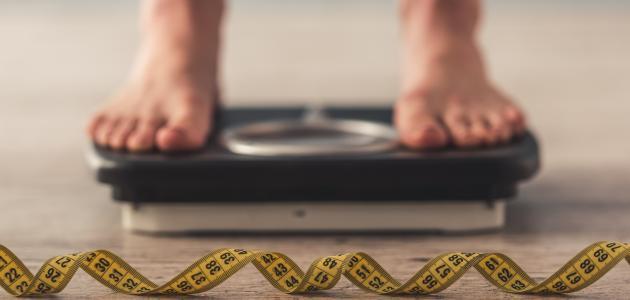 ما هو سبب زيادة الوزن بسرعة