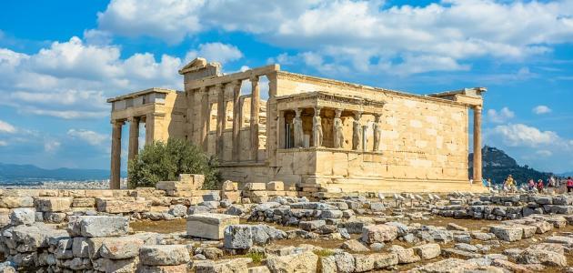 مدينة أثينا اليونانية