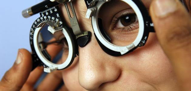 مقياس فحص حدة النظر