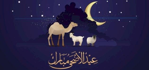 تهنئة رسمية في عيد الأضحى المبارك