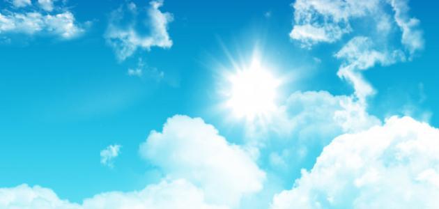 لماذا نرى ضوء الشمس خلال النهار فقط