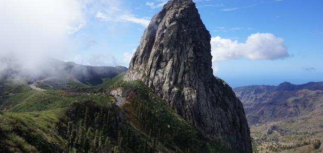 جزيرة لا غوميرا