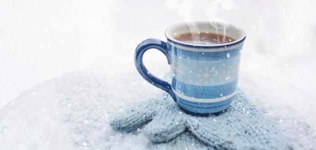 مسجات عن صباح الشتاء