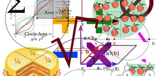 حكم عن الرياضيات