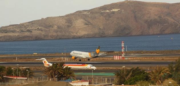 مطار جزر الكناري الدولي