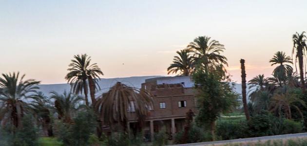 مدن محافظة قنا
