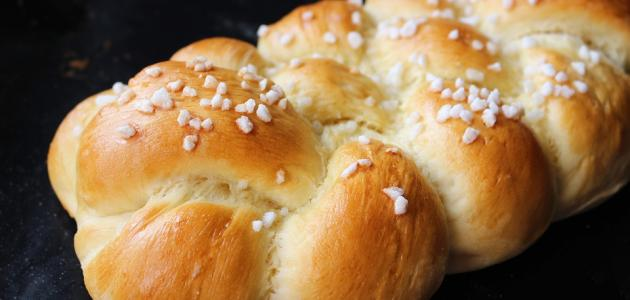 طريقة عمل الخبزة الملفوفة