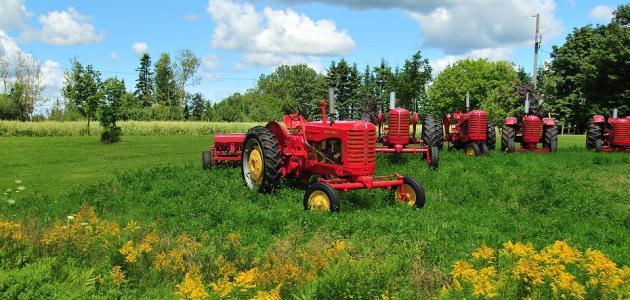 مقال عن الخصائص الطبيعية للبيئة الزراعية