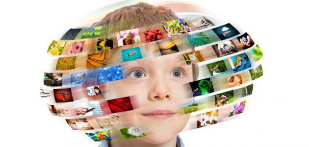 بحث عن تأثير وسائل الإعلام على الأطفال