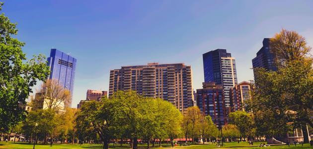 مدن ولاية ماساتشوستس