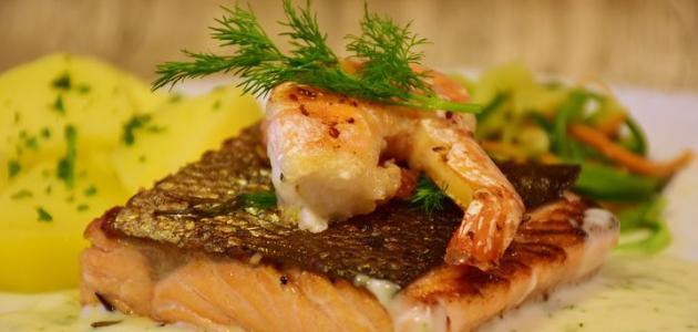 طريقة السمك المقلي المقرمش