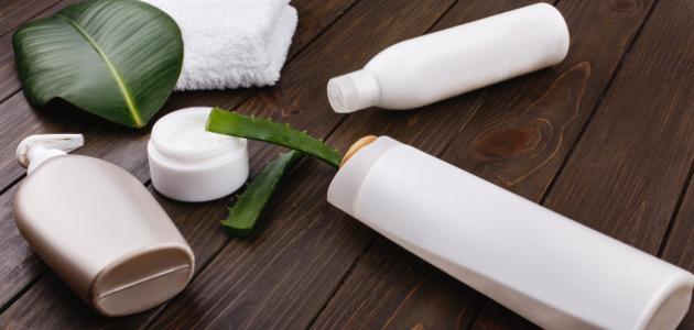طريقة صنع شامبو طبيعي للشعر الدهني