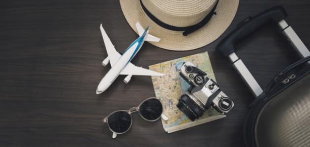 مسجات عن السفر