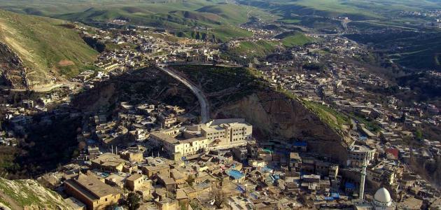 مدينة عقرة