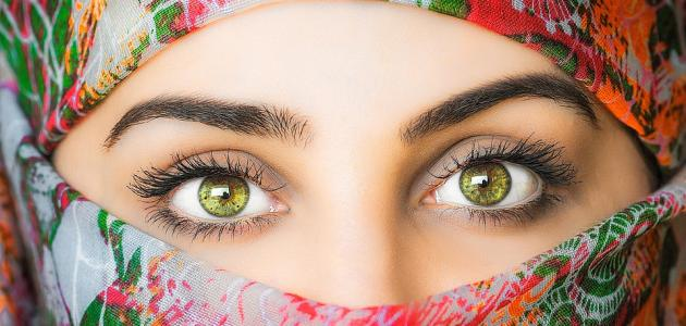 صفات الجمال عند النساء - موضوع