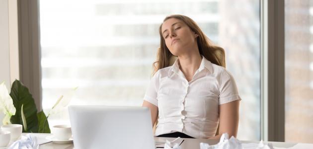 طرق التغلب على النوم