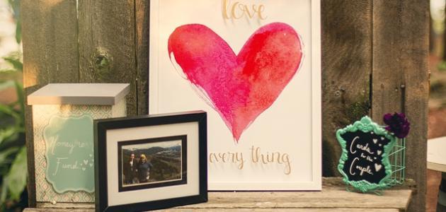 كلمات ذات معنى في الحب