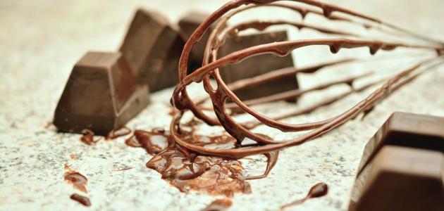 مكونات الشوكولاتة