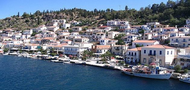 جزيرة هيدرا اليونانية