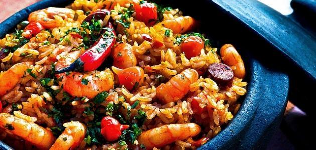 الرز البخاري
