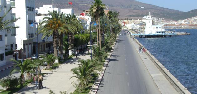 مدينة الناظور المغربية