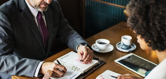 كيفية إجراء مقابلة توظيف