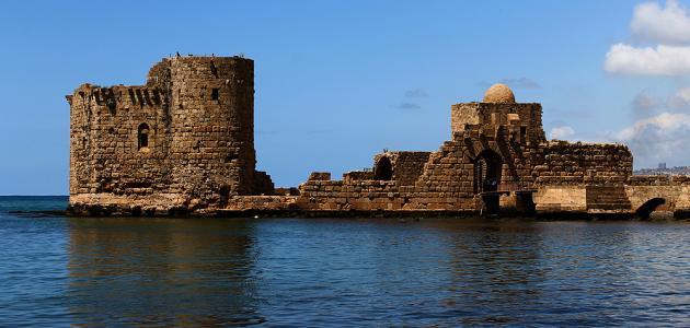 مدن لبنان الساحلية
