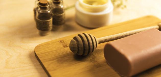 فوائد صابون العسل
