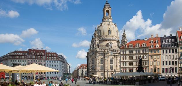 مدن شرق ألمانيا