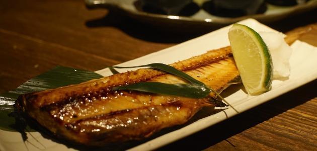طريقة عمل صينية سمك القراميط