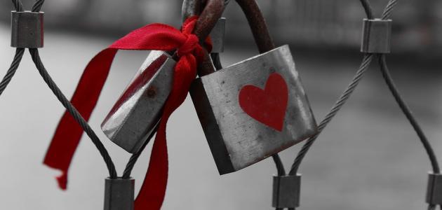 كلمات عن أصعب حب
