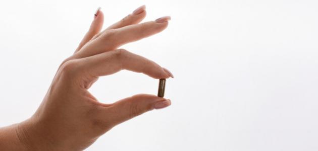 فيتامينات للشعر والأظافر والجلد