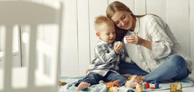 طريقة تربية الأطفال بعمر الثلاث سنوات
