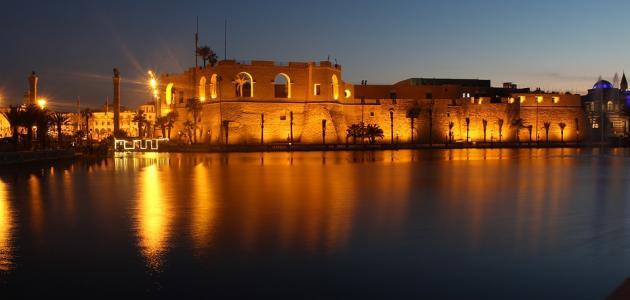 مدن ليبيا الساحلية