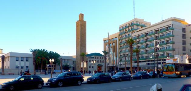 مدن شرق المغرب