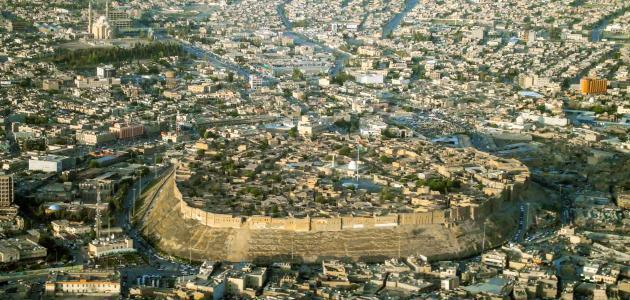 مدن شمال العراق