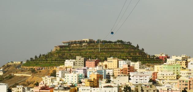 مدن شرق السعودية