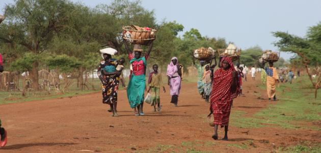 عدد المسلمين في جنوب السودان