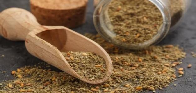 طريقة صنع الزعتر الحلبي
